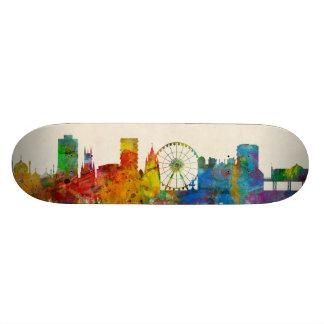 Brighton England Skyline Skate Boards