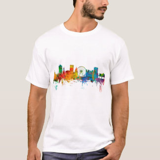 Brighton England Skyline T-Shirt