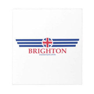 Brighton Notepad