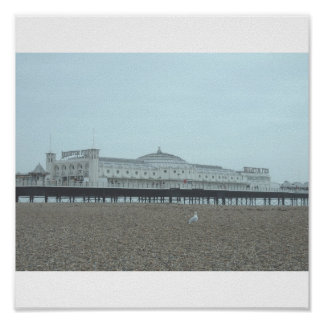 Brighton Palace Pier Original Photograph Poster