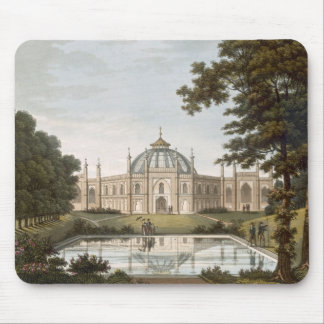 Brighton Pavilion: Proposed view of the garden wit Mouse Pad