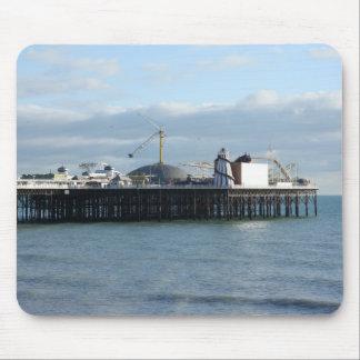Brighton Pier Mouse Pad