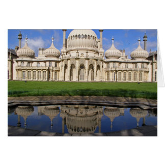 Brighton Royal Pavilion card