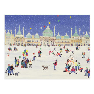 Brighton Royal Pavilion Postcard