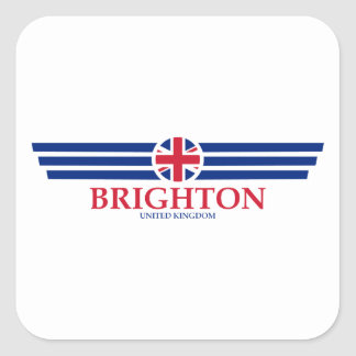 Brighton Square Sticker
