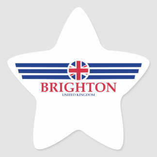 Brighton Star Sticker