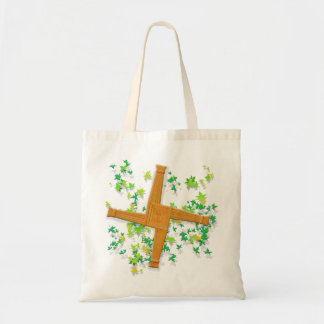 Brigid Cross Tote Bag