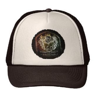 Brigida Family Crest (Vintage Black) - Hat
