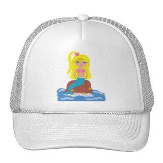 Brigit the Mermaid Cap Hat