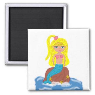 Brigit the Mermaid Magnet Refrigerator Magnets