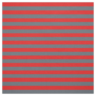 Brignt red stipe PNG on zazzle gray Fabric