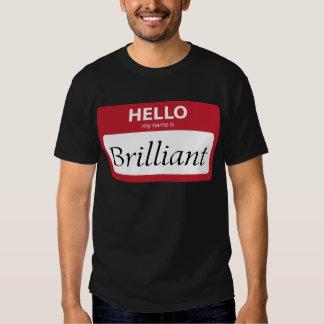 brilliant 001 t-shirt