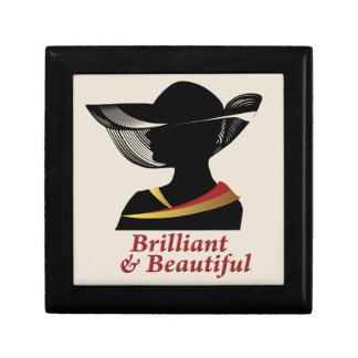 Brilliant and Beautiful Woman Gift Box