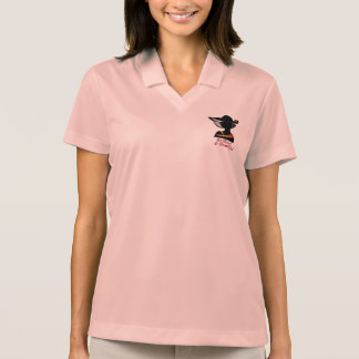 Brilliant and Beautiful Woman Polo Shirt