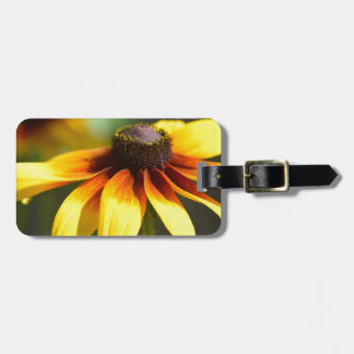 Brilliant Black Eyed Susans Luggage Tag