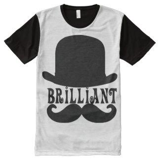 Brilliant Chap All-Over Print T-Shirt