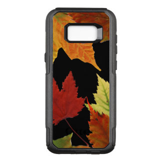 Brilliant Fall Colors Maple Leaves OtterBox Commuter Samsung Galaxy S8+ Case
