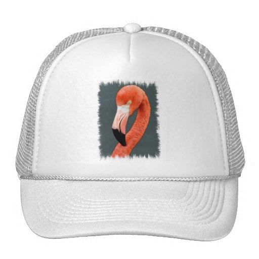 Brilliant Flamingo Baseball Cap Mesh Hats