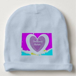 Brilliant HeArt Baby Beanie