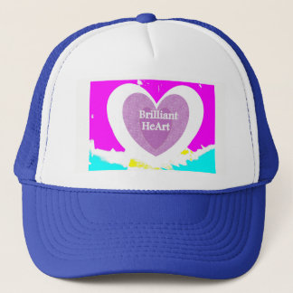 Brilliant HeArt Trucker Hat