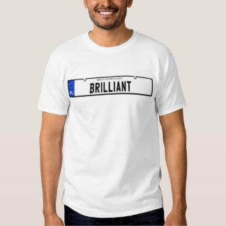 Brilliant - Irish Plate Tee Shirt