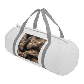 Brilliant Metal 4 (I) Gym Duffel Bag