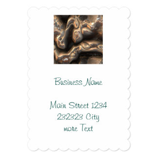 Brilliant Metal 4 (I) 13 Cm X 18 Cm Invitation Card