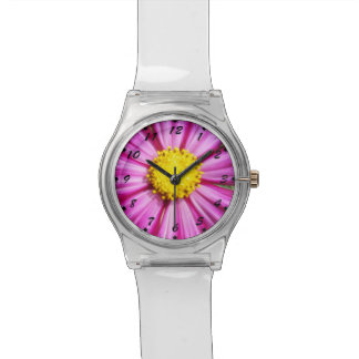 Brilliant Pink Cosmo Wrist Watch