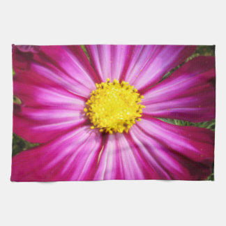 Brilliant Pink Cosmo Tea Towel