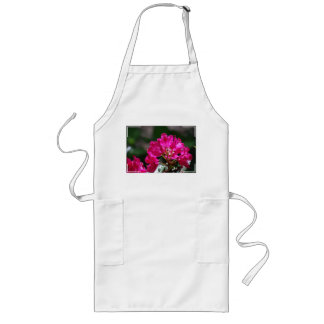 Brilliant Pink Rhododendron Aprons