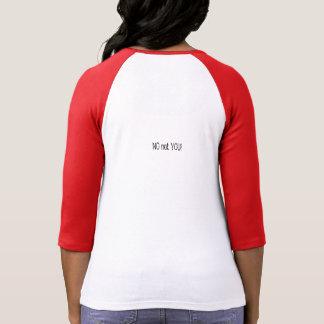 Brilliant precise words raglan t-shirt