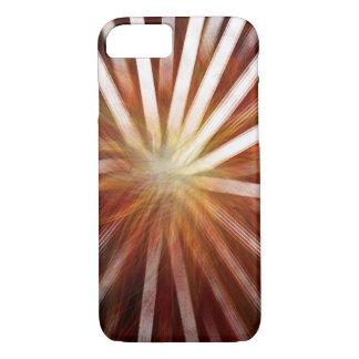 Brilliant Radial Lines - Apple iPhone Case