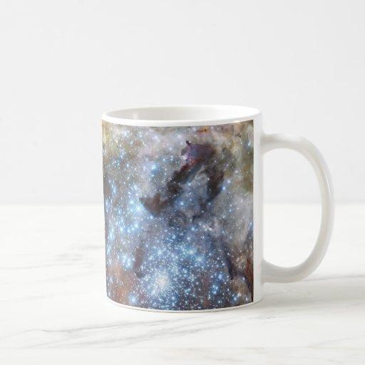 Brilliant Rainbow Nebula 30 Doradus Coffee Mugs