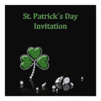Brilliant St. Patrick's Day - Invitation