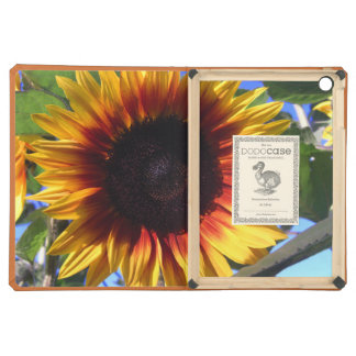Brilliant Sunflower iPad Air Covers