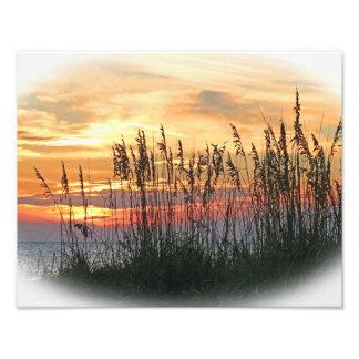 Brilliant Sunset Photo Print