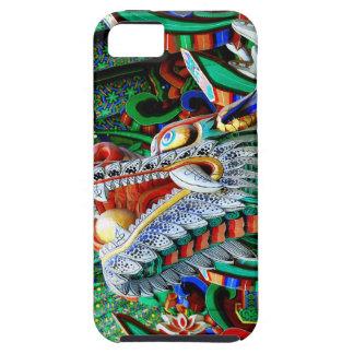 Brilliant Temple Dragon iPhone 5 Covers