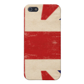 Brilliant Union Jack Cover For iPhone 5/5S