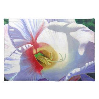 Brilliant White - Flower Placemat