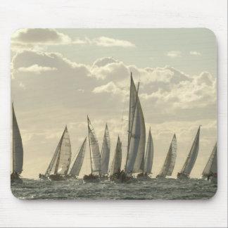 Brindisi to Kerkira regatta Mouse Pad