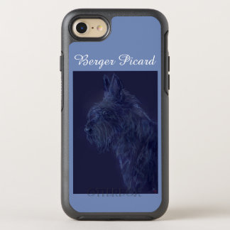 Brindle Berger Picard phone case