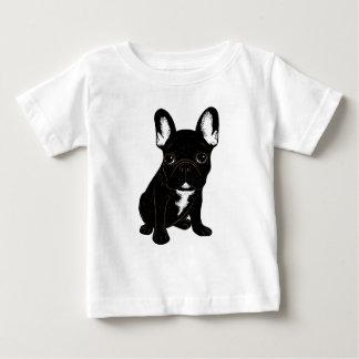 Brindle French Bulldog Baby T-Shirt