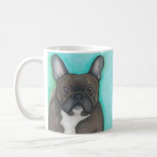 "Brindle French Bulldog ""Got Frenchie?"" Mug"