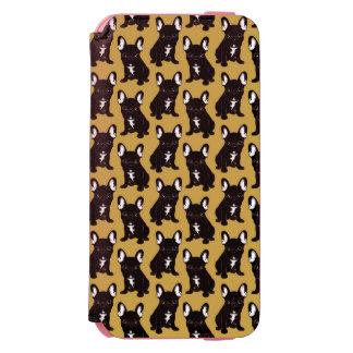 Brindle French Bulldog Incipio Watson™ iPhone 6 Wallet Case