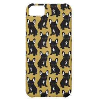 Brindle French Bulldog iPhone 5C Case