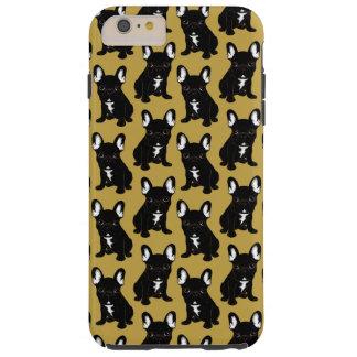 Brindle French Bulldog Tough iPhone 6 Plus Case