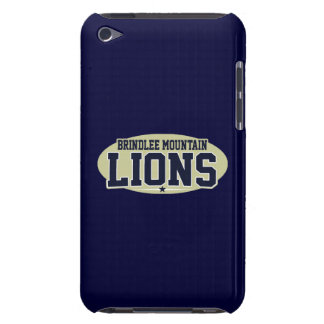 Brindlee Mountain; Lions iPod Case-Mate Cases