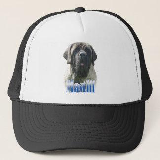 BrindleNamebluemetal Trucker Hat