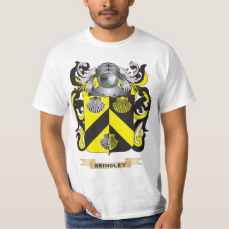 Brindley Coat of Arms (Family Crest) T-Shirt