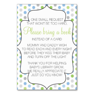 bring book instead of cards invitations zazzle au